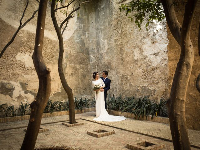 La boda de Rebeca y Pablo en El Puerto De Santa Maria, Cádiz 30