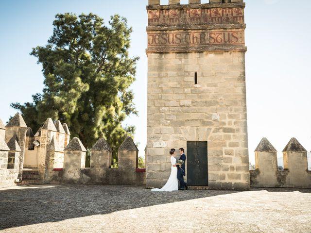 La boda de Rebeca y Pablo en El Puerto De Santa Maria, Cádiz 31
