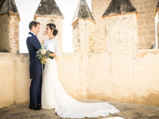 La boda de Rebeca y Pablo en El Puerto De Santa Maria, Cádiz 33