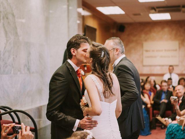 La boda de Abel y Vanessa en Las Rozas De Madrid, Madrid 18