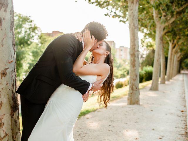La boda de Abel y Vanessa en Las Rozas De Madrid, Madrid 23