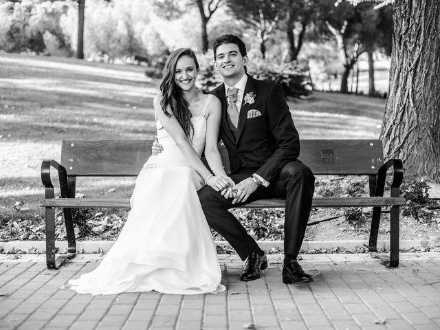 La boda de Abel y Vanessa en Las Rozas De Madrid, Madrid 25