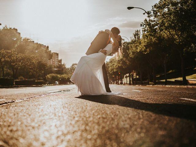 La boda de Abel y Vanessa en Las Rozas De Madrid, Madrid 31