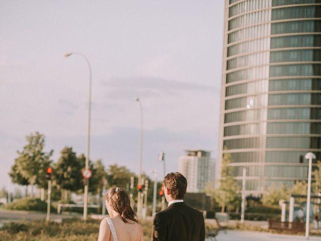 La boda de Abel y Vanessa en Las Rozas De Madrid, Madrid 33