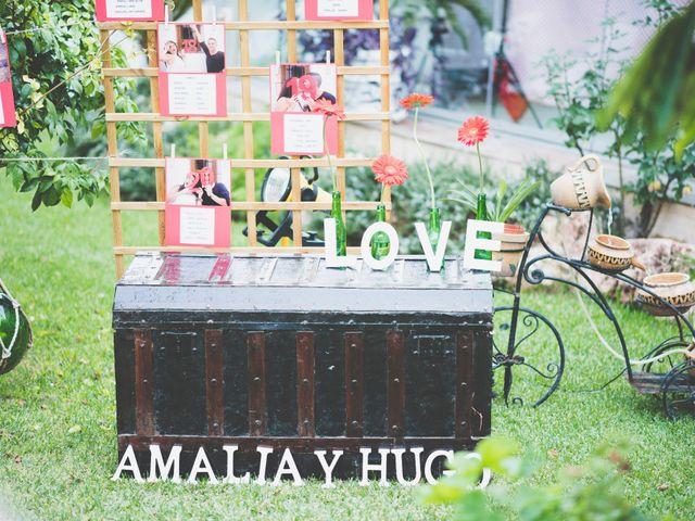 La boda de Hugo y Amalia en Mutxamel, Alicante 10