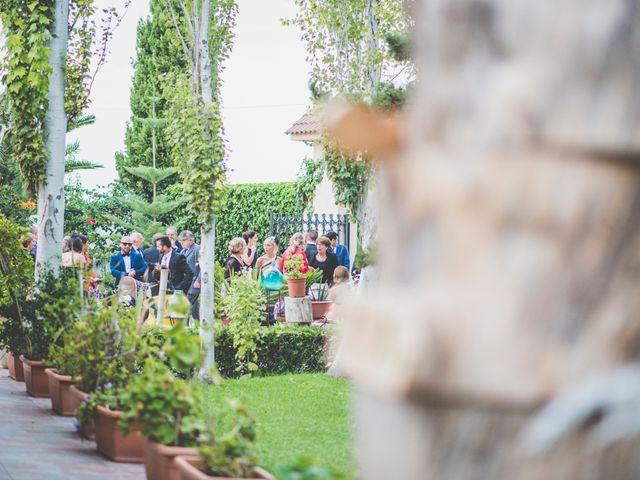 La boda de Hugo y Amalia en Mutxamel, Alicante 11