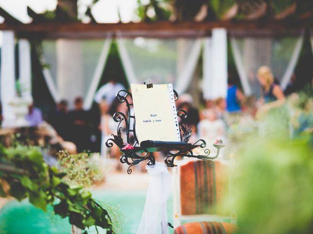 La boda de Hugo y Amalia en Mutxamel, Alicante 13