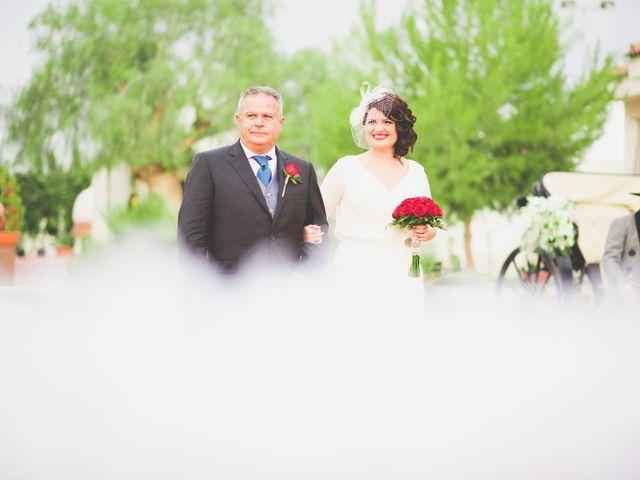 La boda de Hugo y Amalia en Mutxamel, Alicante 17
