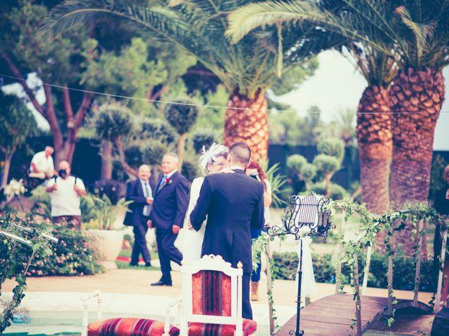 La boda de Hugo y Amalia en Mutxamel, Alicante 18