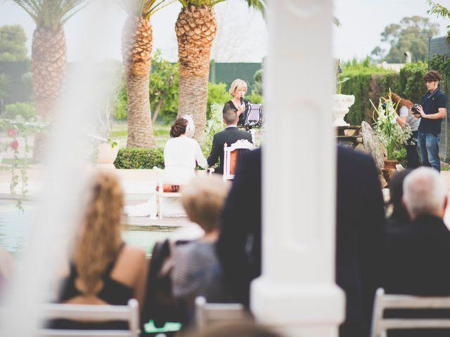 La boda de Hugo y Amalia en Mutxamel, Alicante 22