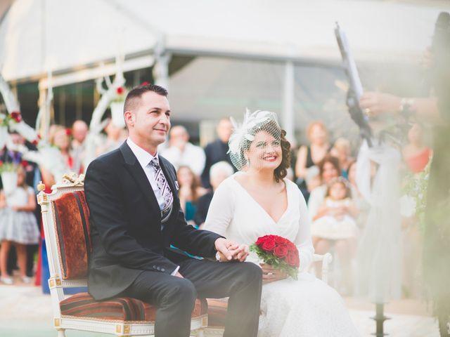 La boda de Amalia y Hugo