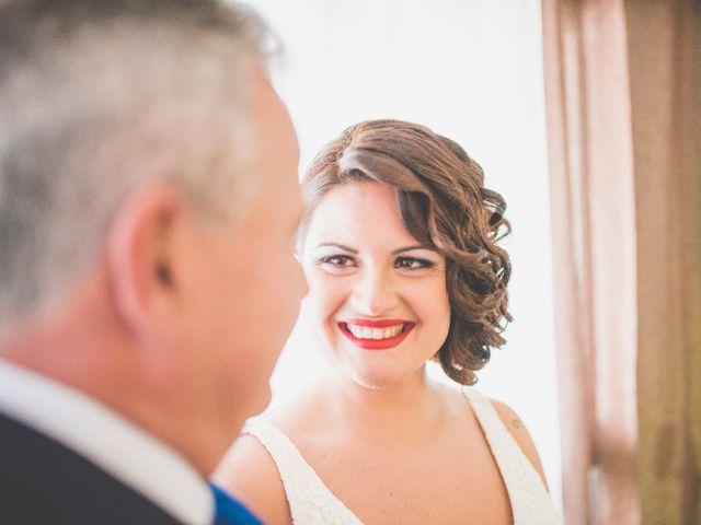 La boda de Hugo y Amalia en Mutxamel, Alicante 43