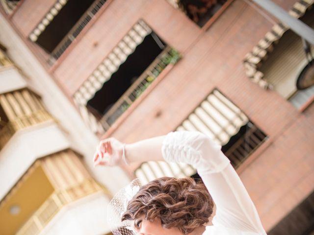 La boda de Hugo y Amalia en Mutxamel, Alicante 50