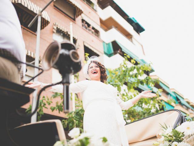 La boda de Hugo y Amalia en Mutxamel, Alicante 51
