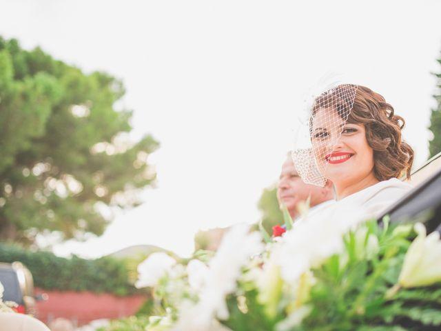 La boda de Hugo y Amalia en Mutxamel, Alicante 57