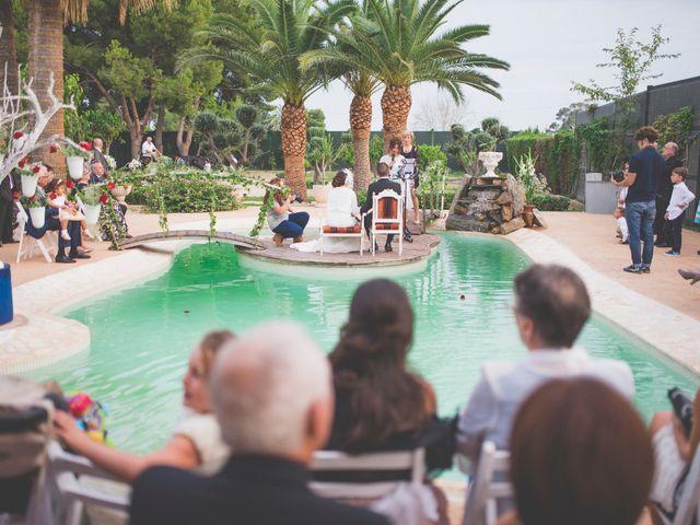 La boda de Hugo y Amalia en Mutxamel, Alicante 60