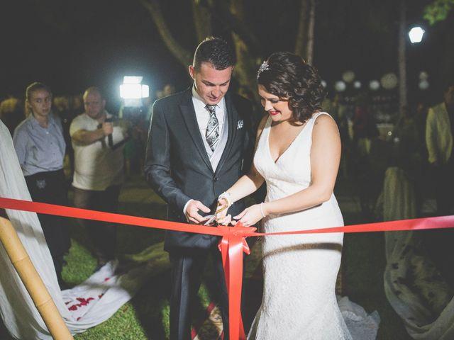 La boda de Hugo y Amalia en Mutxamel, Alicante 70