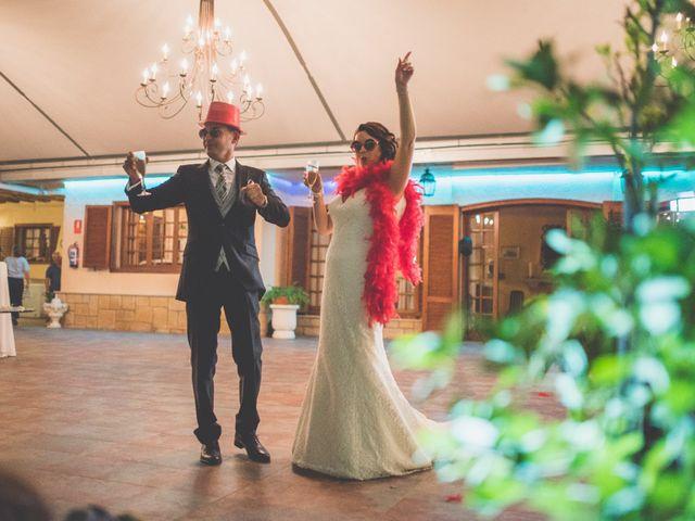 La boda de Hugo y Amalia en Mutxamel, Alicante 73