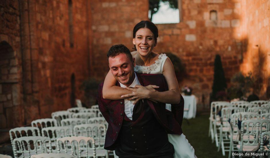 La boda de Antonio y Patricia en Ayllon, Segovia