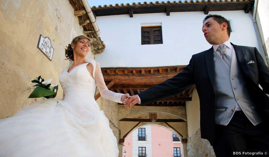 La boda de Jesús y Laura en Burgos, Burgos
