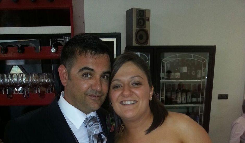 La boda de Xavi y Lurdes en Flix, Tarragona