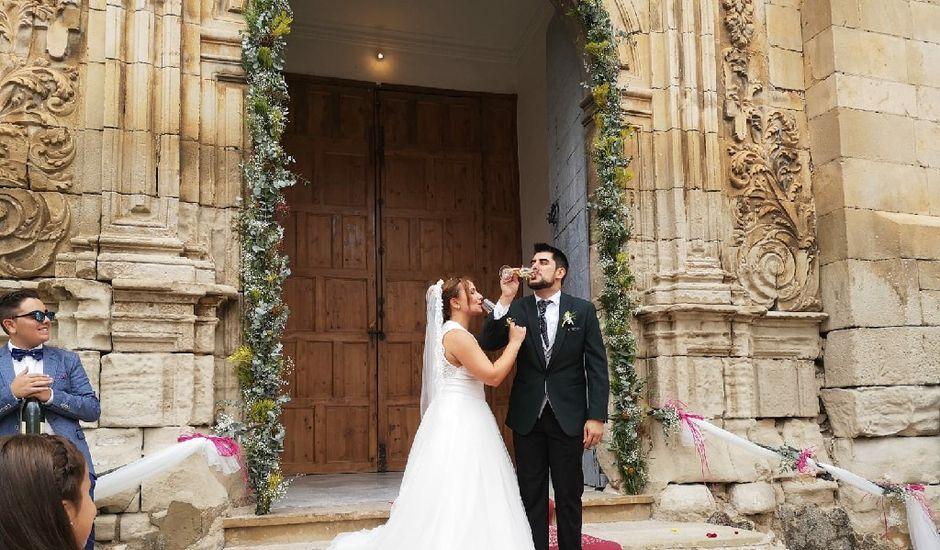La boda de Manu y Lara  en Cieza, Murcia