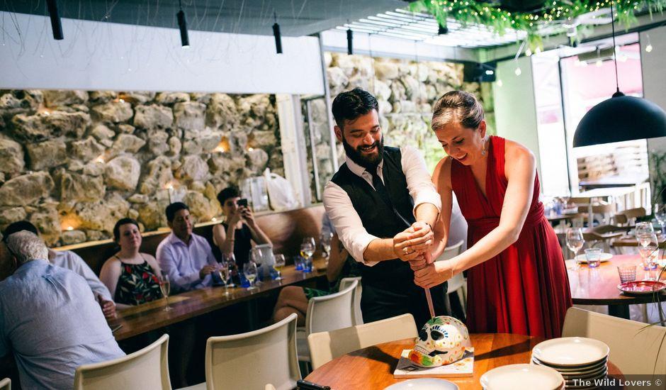 La boda de Leandro y Ainhoa en Madrid, Madrid
