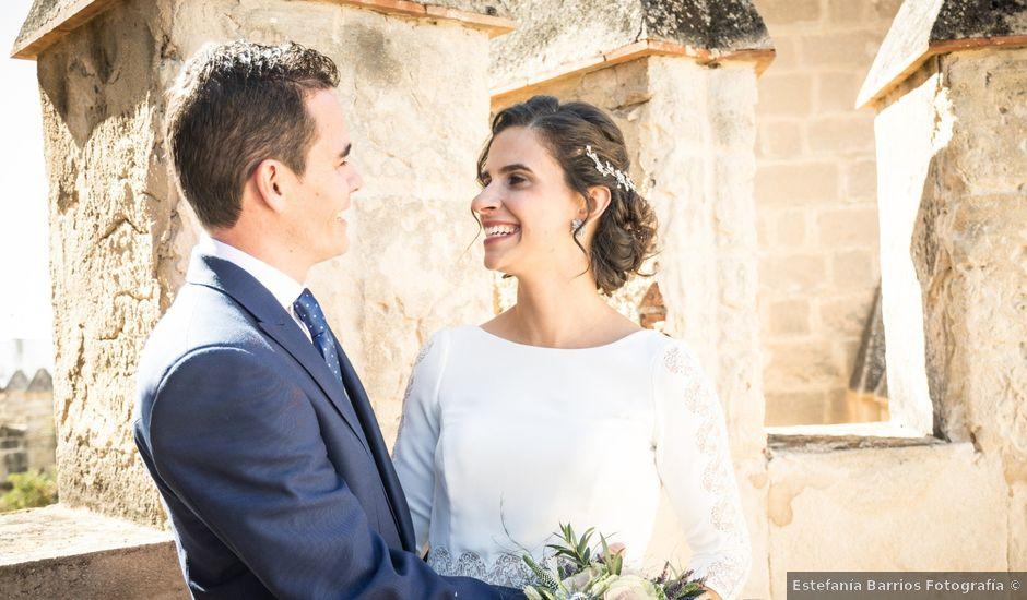La boda de Rebeca y Pablo en El Puerto De Santa Maria, Cádiz