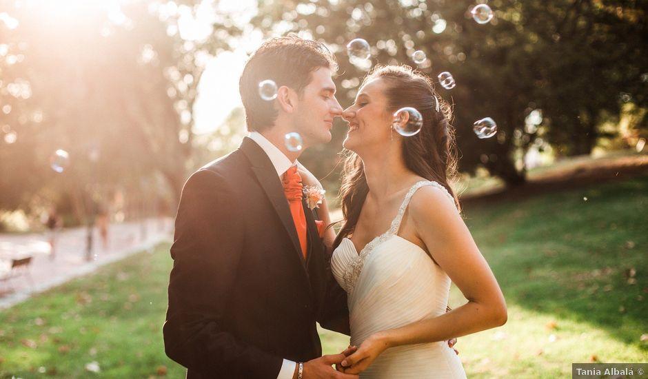 La boda de Abel y Vanessa en Las Rozas De Madrid, Madrid