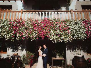 La boda de Izaro y Miguel