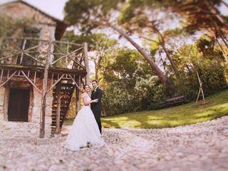 La boda de Virginia y Santiago