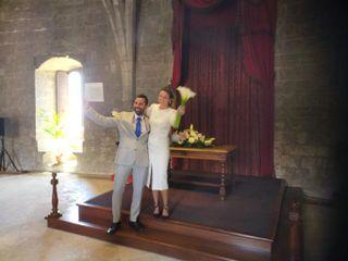 La boda de Mara y Raul