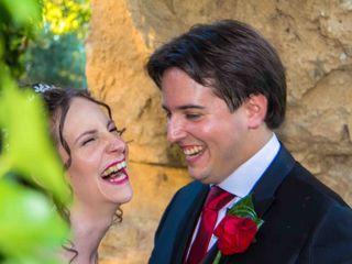 La boda de Soraya y Jonatan
