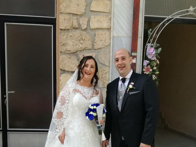 La boda de Jesus Manuel y Maria del mar en Elche De La Sierra, Albacete 8