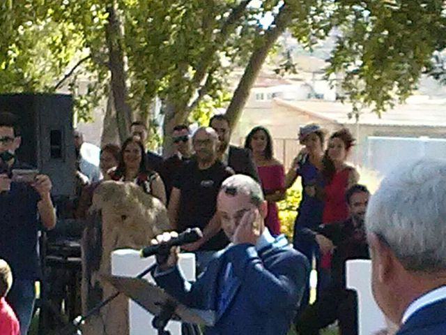La boda de Jesus Manuel y Maria del mar en Elche De La Sierra, Albacete 9