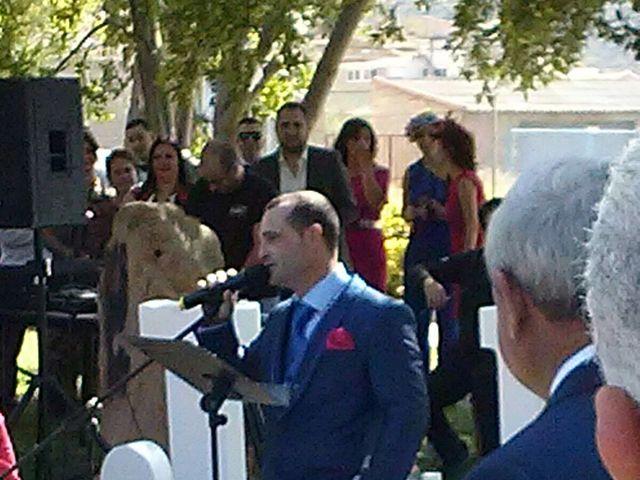La boda de Jesus Manuel y Maria del mar en Elche De La Sierra, Albacete 10