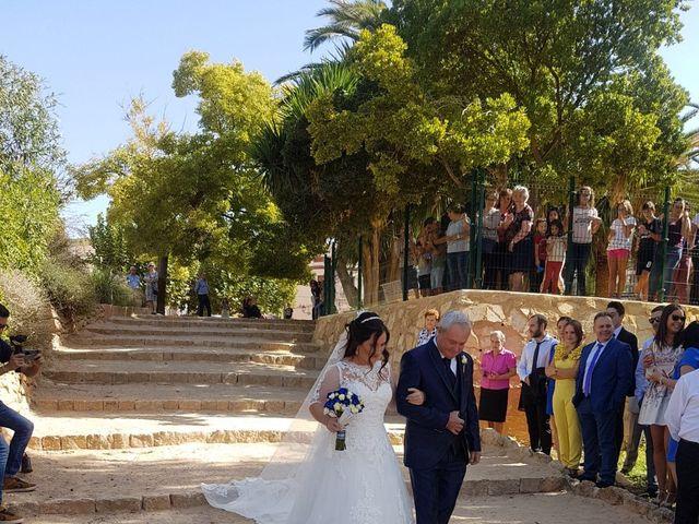 La boda de Jesus Manuel y Maria del mar en Elche De La Sierra, Albacete 14