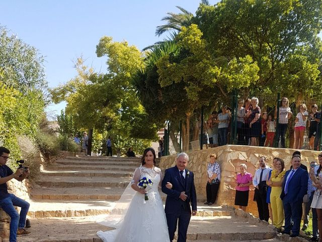 La boda de Jesus Manuel y Maria del mar en Elche De La Sierra, Albacete 15