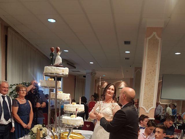 La boda de Jesus Manuel y Maria del mar en Elche De La Sierra, Albacete 18