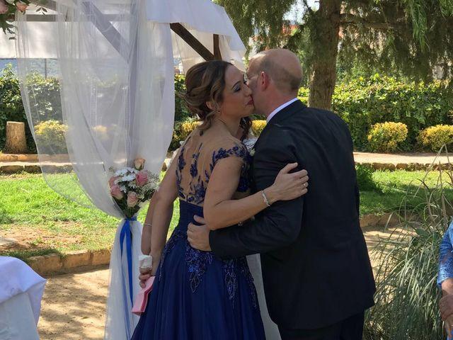 La boda de Jesus Manuel y Maria del mar en Elche De La Sierra, Albacete 20