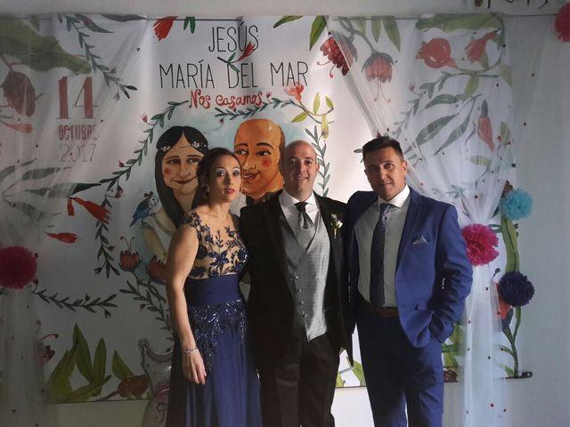 La boda de Jesus Manuel y Maria del mar en Elche De La Sierra, Albacete 26