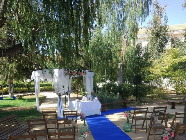 La boda de Jesus Manuel y Maria del mar en Elche De La Sierra, Albacete 28