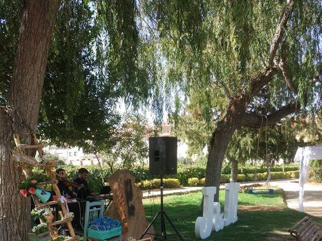 La boda de Jesus Manuel y Maria del mar en Elche De La Sierra, Albacete 32