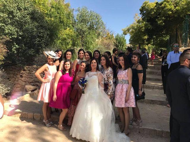 La boda de Jesus Manuel y Maria del mar en Elche De La Sierra, Albacete 34