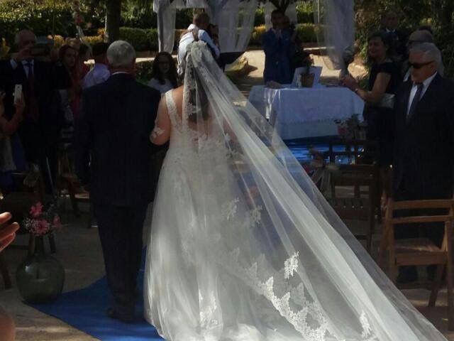 La boda de Jesus Manuel y Maria del mar en Elche De La Sierra, Albacete 40
