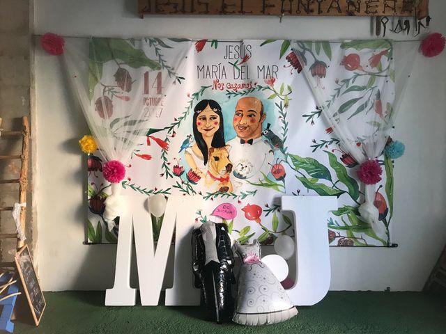 La boda de Jesus Manuel y Maria del mar en Elche De La Sierra, Albacete 43