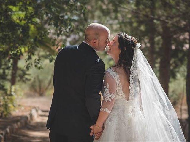 La boda de Jesus Manuel y Maria del mar en Elche De La Sierra, Albacete 1