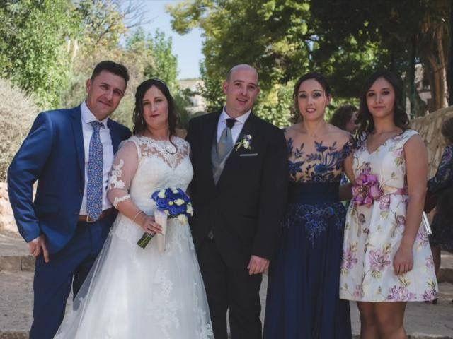 La boda de Jesus Manuel y Maria del mar en Elche De La Sierra, Albacete 47