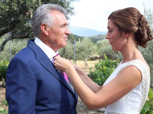 La boda de Óscar y María en Gavilanes, Ávila 12