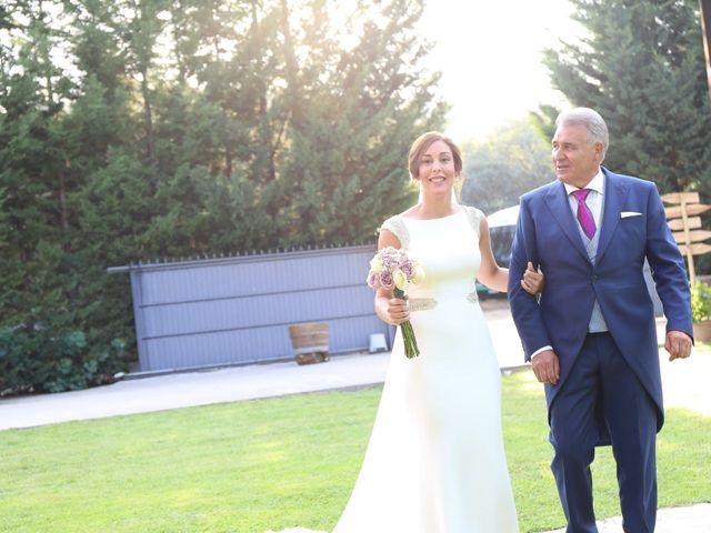 La boda de Óscar y María en Gavilanes, Ávila 20